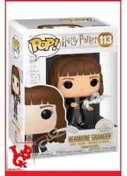 HARRY POTTER : Figurine POP! 113 HERMIONE GRANGER avec plume par FUNKO libigeek 889698480659