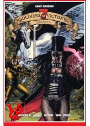 7 Soldiers of Victory : T01 (2006) - Grant Morisson - Panini Comics libigeek 9782845388772