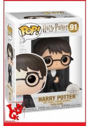 HARRY POTTER : Figurine POP! 91 - HARRY au bal de Noel par FUNKO libigeek 889698426084