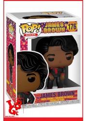 ROCKS : Figurine POP! 176 - JAMES BROWN par FUNKO libigeek 889698411400