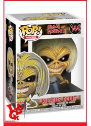 """ROCKS : Figurine POP! 144 - IRON MAIDEN """"Killers Eddie"""" par FUNKO libigeek 889698459808"""
