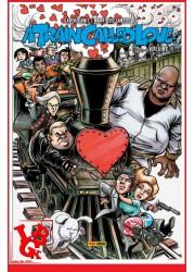 A TRAIN CALLED LOVE T01 (2016) Garth ENNIS - Panini Comics libigeek 9782809457681