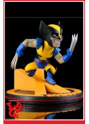 WOLVERINE  : Figurine Q-FIG X-Men Logan par Quantum Mechanix libigeek 812095024645