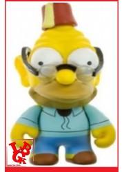 THE SIMPSONS : ABE Grand Pere Art Toys Serie 2 (2010) - KidRobot libigeek 883975081638