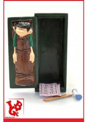 """GASTON LAGAFFE : Statue Les Inventions 3 """"L'armoire speciale sieste"""" par Pixi-plastoy libigeek 3521320065584"""