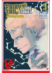 FAIRY TAIL Side Stories 3 / (Nov 2016) Vol. 03 par Pika libigeek 9782811635916