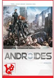 ANDROIDES 3 (Oct 2016) Vol. 03 Cordurié / Nhieu par SOLEIL libigeek 9782302053625