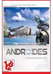 ANDROIDES 4 (Mai 2017) Vol. 04 Gaudin / Viska par SOLEIL libigeek 9782302057791