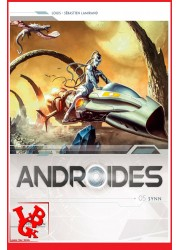 ANDROIDES 5 (Janv 2019) Vol. 05 Stephane Louis par SOLEIL libigeek 9782302074149
