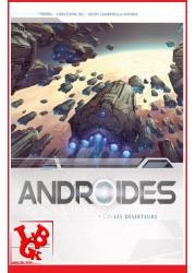 ANDROIDES 6 (Avr 2019) Vol. 06 Bec / Ardisha par SOLEIL libigeek 9782302075412