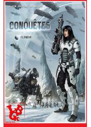 CONQUETES 1 'sept 2018) Vol. 01 ISLANDIA - Istin par SOLEIL libigeek 9782302071308