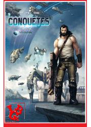 CONQUETES 2 (Janv 2019) Vol. 02 DELUVENN - JARRY par SOLEIL libigeek 9782302074101