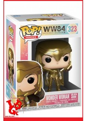 Wonder Woman 1984 : Figurine POP! 323 - WW Golden Armor par FUNKO libigeek 889698466585