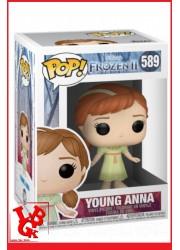 DISNEY / FROZEN II : Figurine POP! 589 - Young Anna par FUNKO libigeek 889698408899
