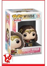 Wonder Woman 1984 : Figurine POP! 321 - WW par FUNKO libigeek 889698466639