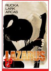 LAZARUS 2 (Aout 2015) Vol. 02 de RUCKA - LARK par Glenat Comics libigeek 9782344009253