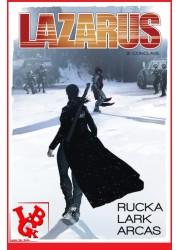 LAZARUS 3 (Nov 2015) Vol. 03 de RUCKA - LARK par Glenat Comics libigeek 9782344011010