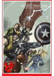 SECRET INVASION - Avengers - Marvel Events - BENDIS / Leinil YU - Panini Comics libigeek 9782809483833