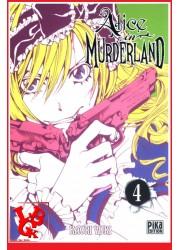 4 - ALICE in MURDERLAND Vol. 04 par Pika libigeek 9782811631703
