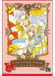 CARD CAPTOR SAKURA 6 (Sept 2018) Vol. 06 Shojo - Clamp par Pika libigeek 9782811637743