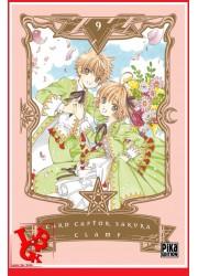 CARD CAPTOR SAKURA 9 (Dec 2018) Vol. 09 Shojo - Clamp par Pika libigeek 9782811637774