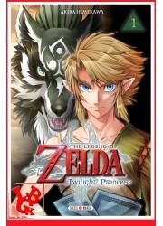 The Legend of ZELDA 1 (Janv 2017) Twilight Princess Vol. 01 par Soleil Manga libigeek 9782302056381