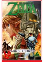The Legend of ZELDA 3 (Nov 2017) Twilight Princess Vol. 03 par Soleil Manga libigeek 9782302065635