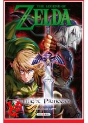 The Legend of ZELDA 6 (Juil 2019) Twilight Princess Vol. 06 par Soleil Manga libigeek 9782302076440