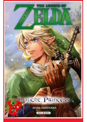 The Legend of ZELDA 7 (Nov 2019) Twilight Princess Vol. 07 par Soleil Manga libigeek 9782302076440