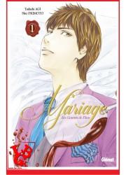 LES GOUTTES DE DIEU - Mariage 1 (Sept 2016)  Vol. 01 - Seinen par Glénat Manga libigeek 9782344017401