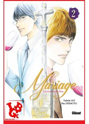 LES GOUTTES DE DIEU - Mariage 2 (Nov 2016)  Vol. 02 - Seinen par Glénat Manga libigeek 9782344017418