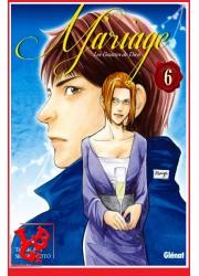 LES GOUTTES DE DIEU - Mariage 6 (Nov 2017)  Vol. 06 - Seinen par Glénat Manga libigeek 9782344023938