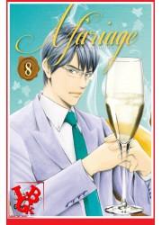 LES GOUTTES DE DIEU - Mariage 8 (Mai 2018)  Vol. 08 - Seinen par Glénat Manga libigeek 9782344027677