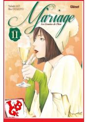 LES GOUTTES DE DIEU - Mariage 11 (Mai 2019)  Vol. 11 - Seinen par Glénat Manga libigeek 9782344036334