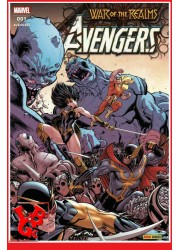 AVENGERS 1 - Mensuel (Janvier 2020) War of the Realms Vol. 01 par Panini Comics libigeek 9782809483420