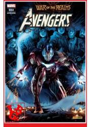 AVENGERS 2 - Mensuel (Février 2020) War of the Realms Vol. 02 par Panini Comics libigeek 9782809483710