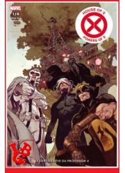 HOUSE Of X 1 - Mensuel Variant Cover (Juin 2020) Vol. 01 par Panini Comics libigeek 9782809490428