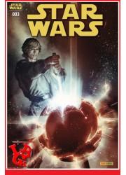 STAR WARS 3 - Mensuel (Mars 2020) Vol. 03 par Panini Comics libigeek 9782809486445