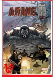 ARME H -1 / La cavale (Aout 2019) 100% Marvel par Panini Comics libigeek 9782809478211