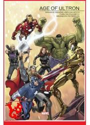 AGE OF ULTRON - Avengers  - Marvel Events par Panini Comics libigeek 9782809453669