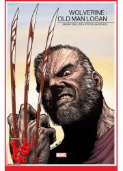 OLD MAN LOGAN - Wolverine  - Marvel Events par Panini Comics libigeek 9782809475616