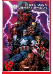 SPIDER-MAN & AVENGERS - Evasion - Marvel Events - Panini Comics libigeek 9782809460155