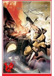 X-MEN - Schism - Marvel Events par Panini Comics libigeek 9782809474978