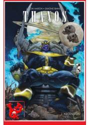 THANOS - L'ascension - Marvel Dark par Panini Comics libigeek 9782809453140
