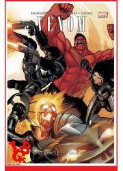 VENOM Marvel Dark (Juin 2017) Le cercle des quatre par Panini Comics libigeek 9782809464191