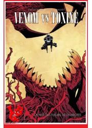 VENOM Vs Toxine - La nuit des tueurs de Symbiotes - Marvel Dark par Panini Comics libigeek 9782809475883