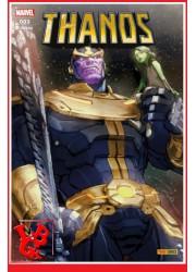 THANOS 3 Mensuel (Juin 2020) Vol. 03 - Panini Comics - VF - Softcover libigeek 9782809487329