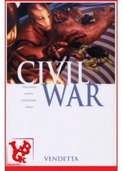 CIVIL WAR 2 Marvel Deluxe (Reed 2016) Vol. 02 / Vendetta par Panini Comics libigeek 9782809412819