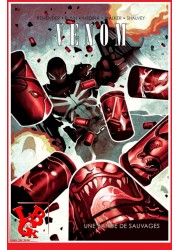 VENOM - Une bande de sauvages - Marvel Dark par Panini Comics libigeek 9782809468991