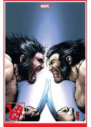 WOLVERINE 8 Mensuel (Février 2014) Vol. 08 Variant Cover Angoulème par Panini Comics libigeek 9782809440942